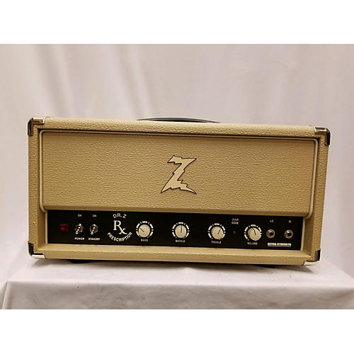 In Store Used Used 2000s Dr. Z Prescription Cream Tube Guitar Amp Head