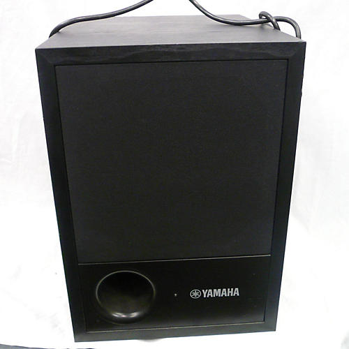 In Store Used Used 2001 YAMHA SW10 Subwoofer