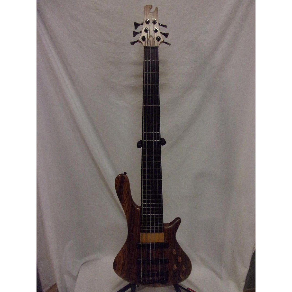 In Store Used Used 2003 Jerzy Drozd Excelency Natural Electric Bass Guitar
