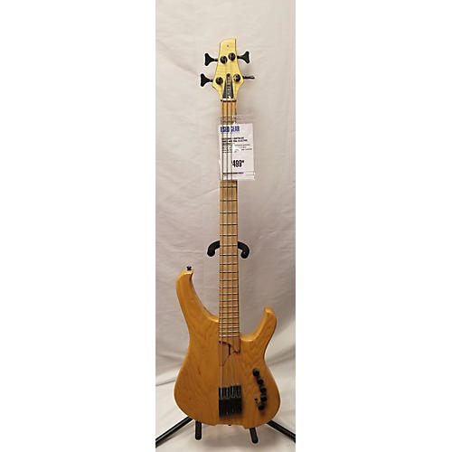 In Store Used Used 2003 Lightwave Saber Natural Electric Bass Guitar
