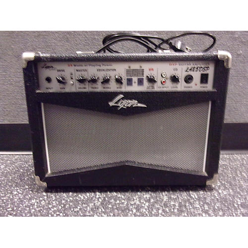 In Store Used Used 2006 Lyon By Washburn LA25DSP Guitar Combo Amp