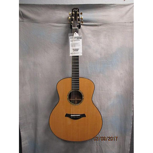 In Store Used Used 2007 R Taylor Style 1 Natural Acoustic Electric Guitar