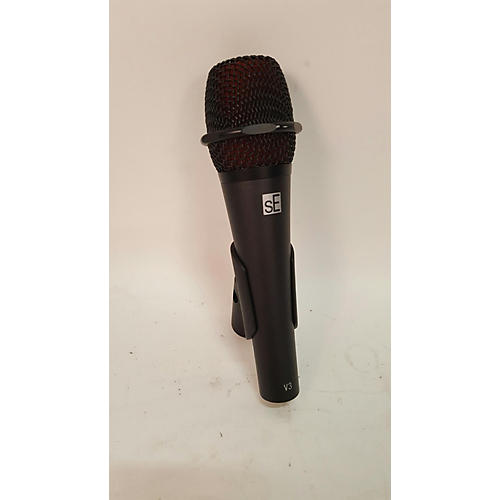 In Store Used Used 2010 SE V3 Dynamic Microphone