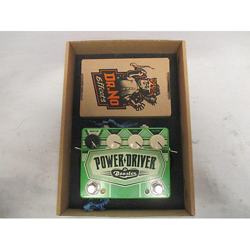 In Store Used Used 2010s Dr No Troy Van Leeuwen Filter + Bosster Effect Pedal