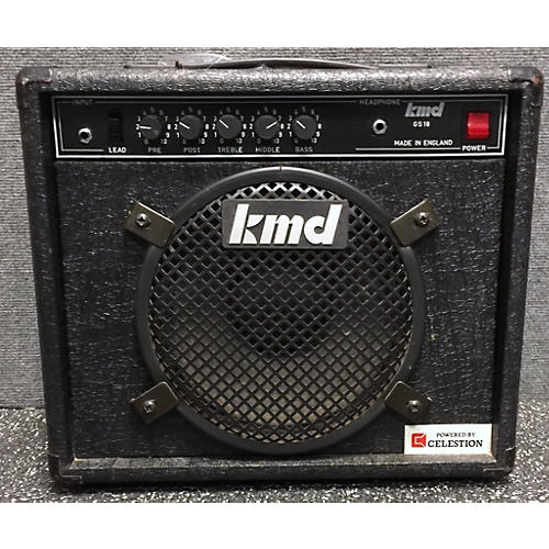 In Store Used Used 2010s KMD GS18 Guitar Power Amp