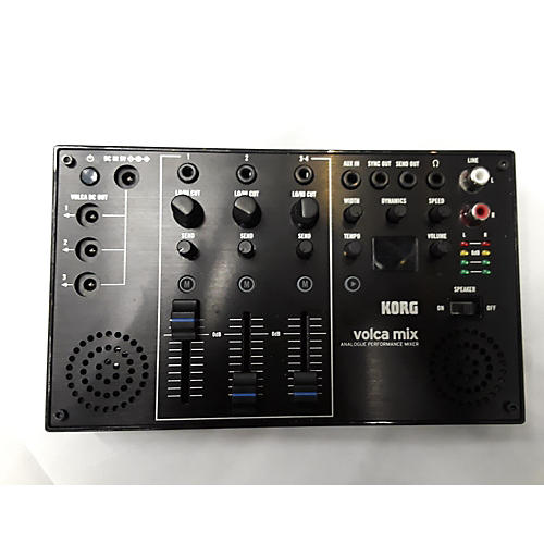 In Store Used Used 2010s KORG VOLCa Mix Production Controller