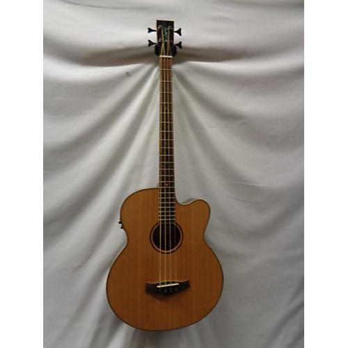 In Store Used Used 2010s Tanglewood Trb-ce Natural Acoustic Bass Guitar