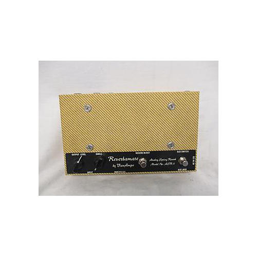 In Store Used Used 2010s VanAmps Reverbamate Effect Pedal