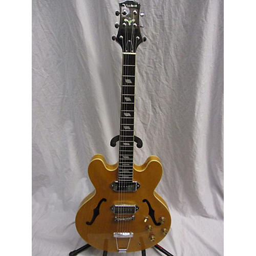 In Store Used Used 2010s Vashon Goldfinch Natural Hollow Body Electric Guitar