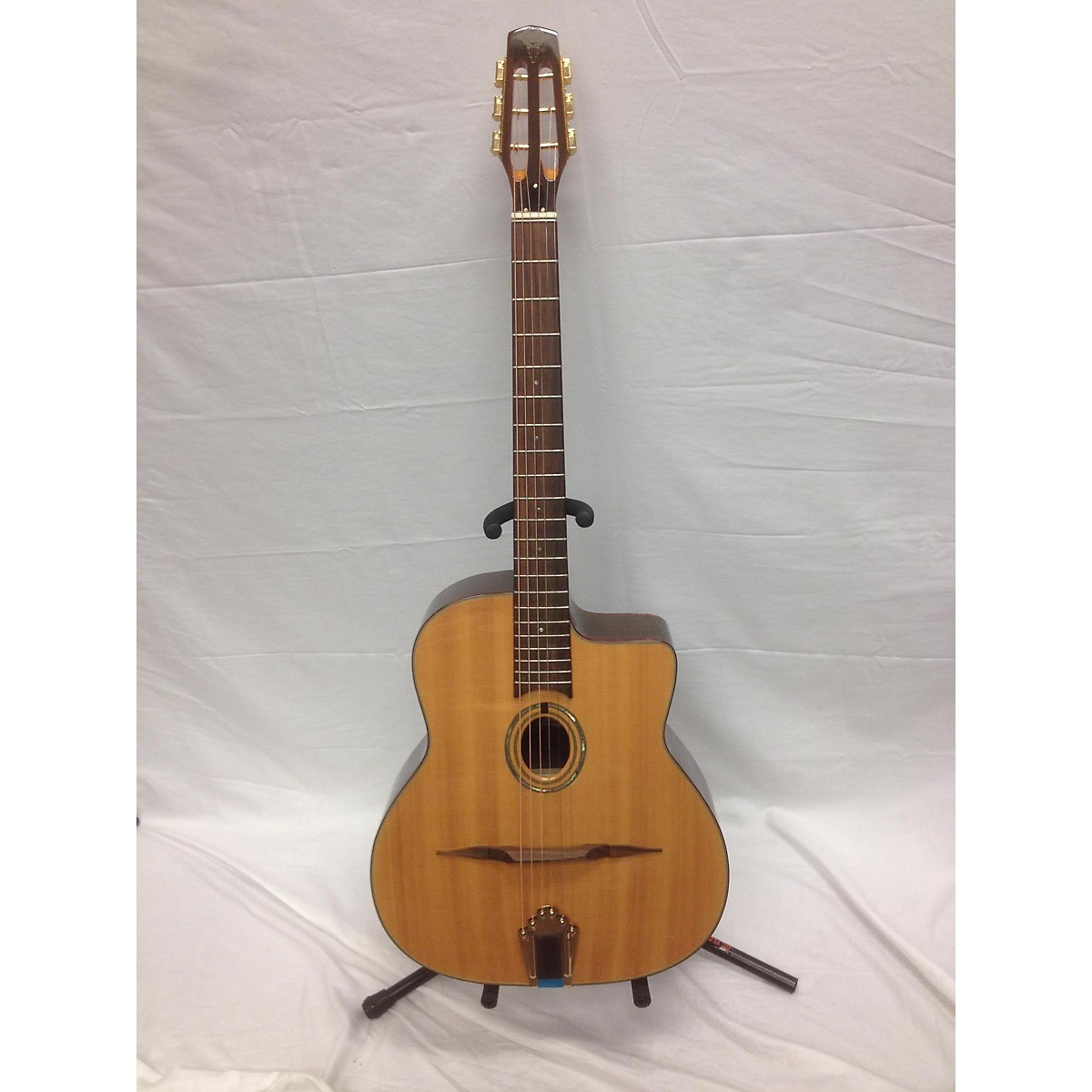 In Store Used Used 2014 Cafe Americain Paris Manon Natural Acoustic Guitar