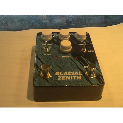 In Store Used Used 2015 ADVENTURE AUDIO GLACIAL ZENITH BOOST Effect Pedal