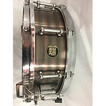 Used 2015 DRUM SHOP USA 5.5X14 CUSTOM SNARE Drum VINTAGE COPPER