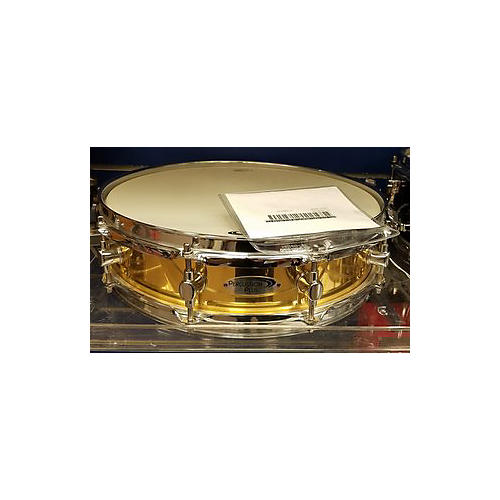 In Store Used Used 2015 PERCUSION PLUS 3X13 BRASS PICCOLO Drum BRASS