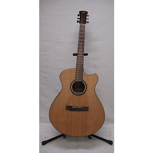 In Store Used Used 2017 ANDREW WHITE FREJA 112 Natural Acoustic Electric Guitar