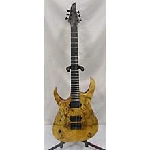 Used 2017 Mayones Duvell Elite 6 Popeye Burl Electric Guitar
