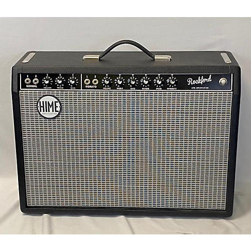 In Store Used Used 2020 Hime Amplification Rockford 1x12 Tube Guitar Combo Amp