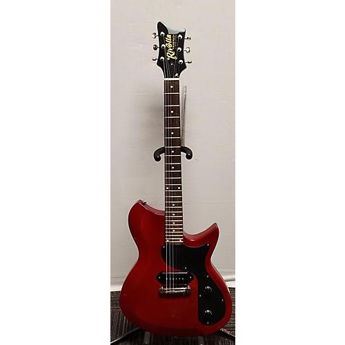 In Store Used Used 2020 Rivolta Combinata Junior Red Solid Body Electric Guitar