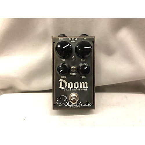 In Store Used Used 3 Leaf Audio Doom Effect Pedal