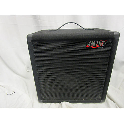 In Store Used Used 440 Live 1x12 Bass Cabinet