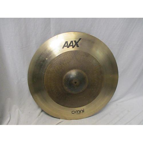 In Store Used Used AAX 22in OMNI Cymbal