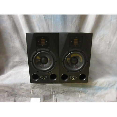 In Store Used Used ADAM A7X PAIR Powered Monitor
