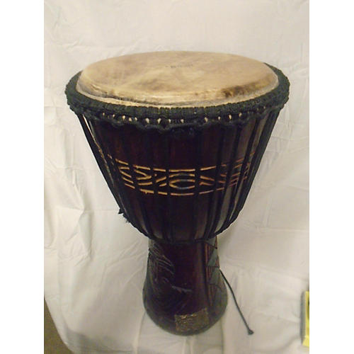 In Store Used Used AFTERMART 12 INCH DJEMBE Djembe