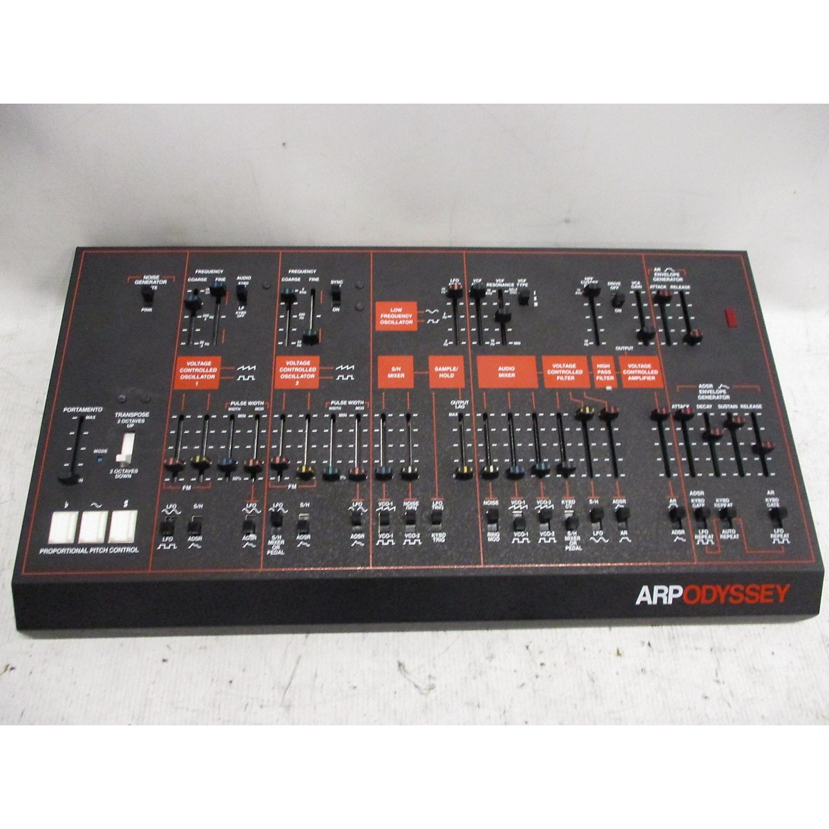 In Store Used Used ARP Arp Odssey Synthesizer