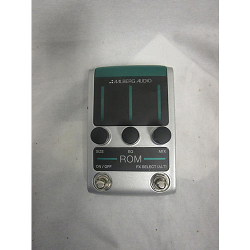 In Store Used Used Aalberg Audio ROM Effect Pedal