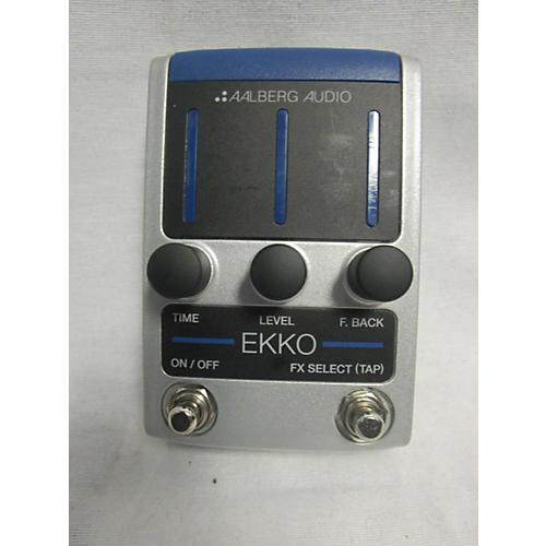 In Store Used Used Aalberg Music EKKO Effect Pedal