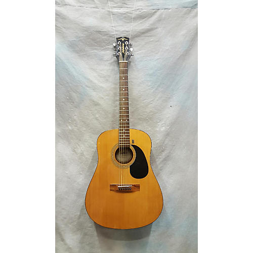 In Store Used Used Abilene AW20 Natural Acoustic Guitar