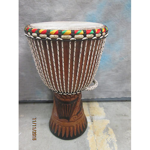 In Store Used Used African 10x19 Djembe Djembe
