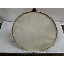 Used African 24 Inch Giant Tabla Drum Hand Drum