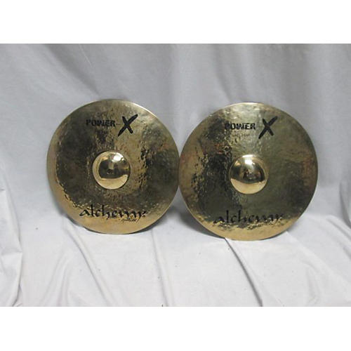 In Store Used Used Alchemy 15in Power X Cymbal