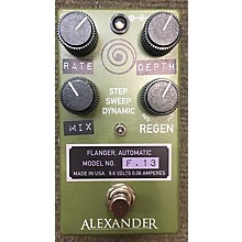 Used Alexander F-13 Effect Pedal
