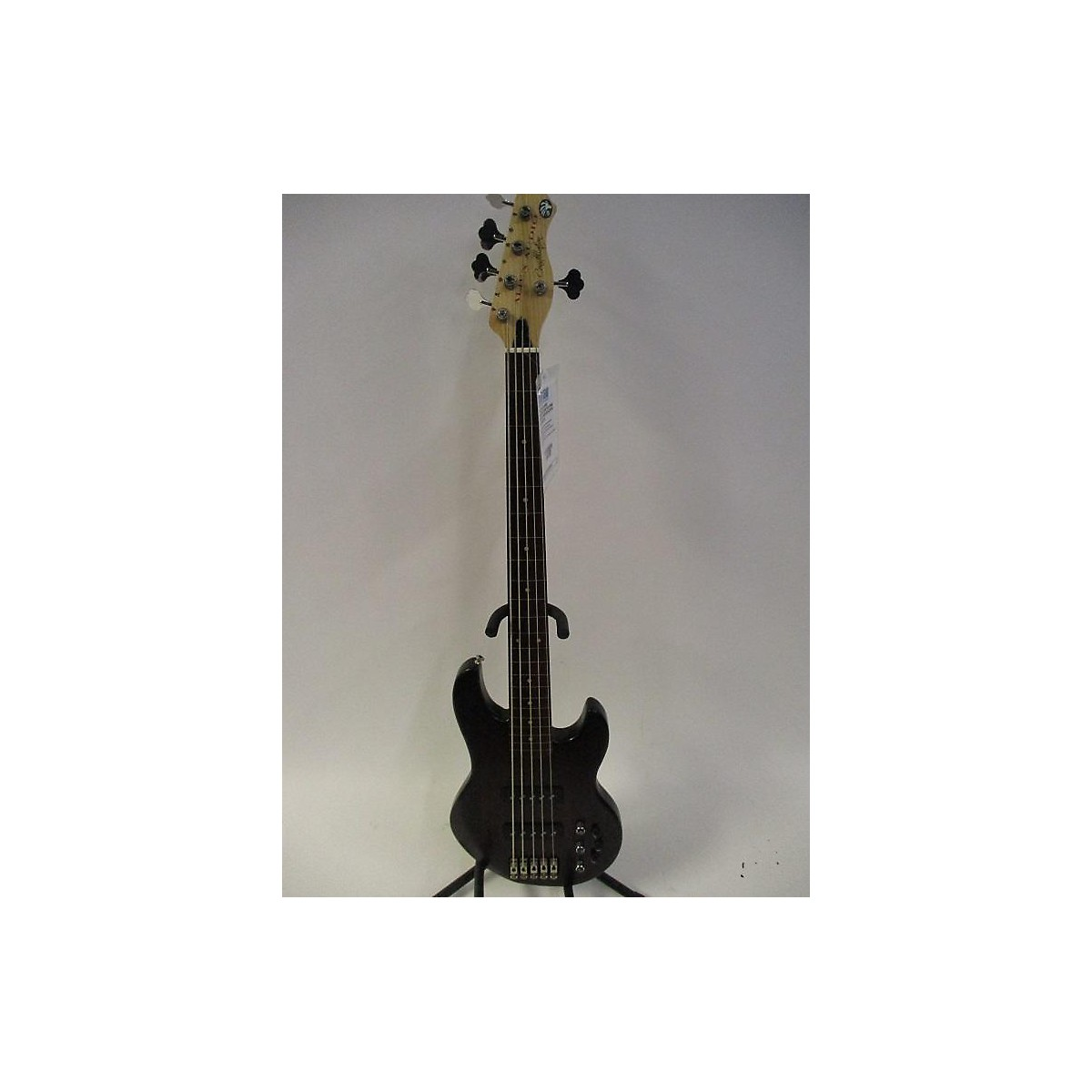 In Store Used Used Alien Audio Constellation Five String Walnut Gunstock Electric Bass Guitar