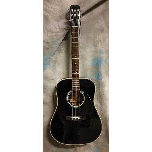In Store Used Used Alverez Artist Black Acoustic Guitar