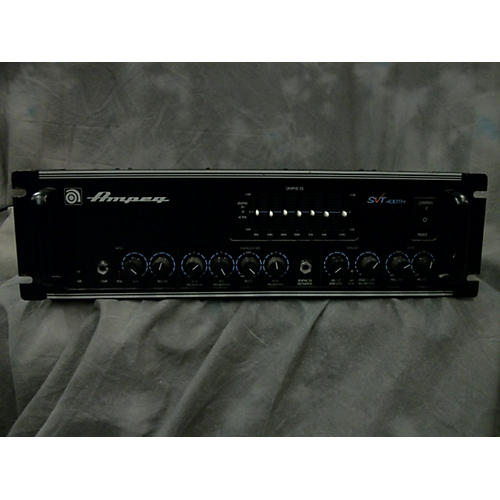 In Store Used Used Amprg Svt400th Bass Amp Head