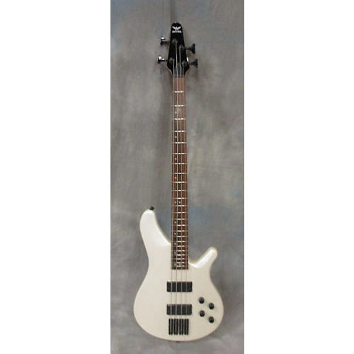In Store Used Used Anthem Beb 30 White Electric Bass Guitar