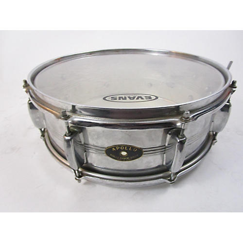 In Store Used Used Apollo 5.5X14 Snare Drum Silver