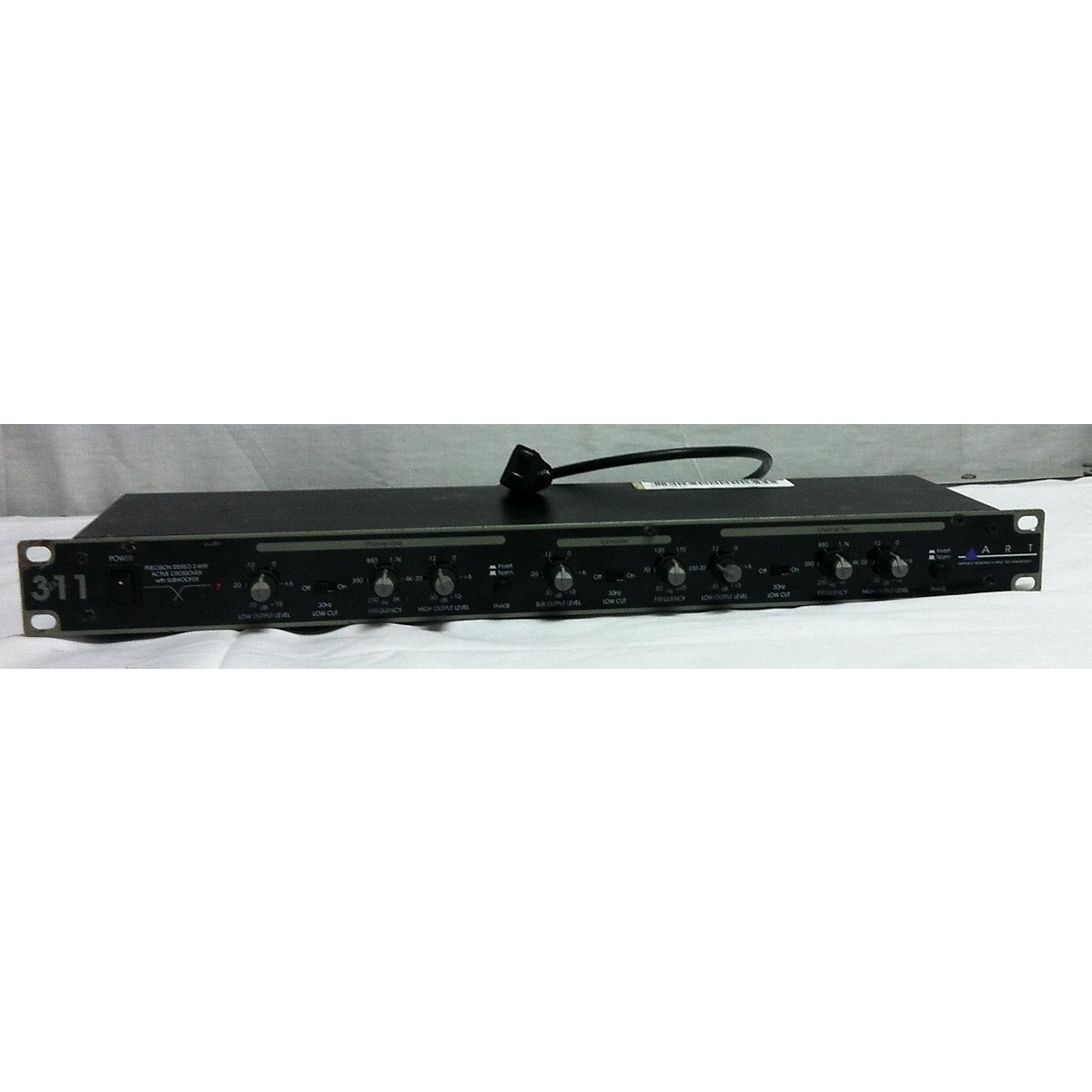 In Store Used Used Applied Research And Technology 311 Power Amp