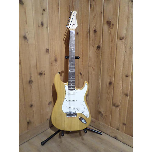 In Store Used Used Archer Solidbody Electric Natural Solid Body Electric Guitar