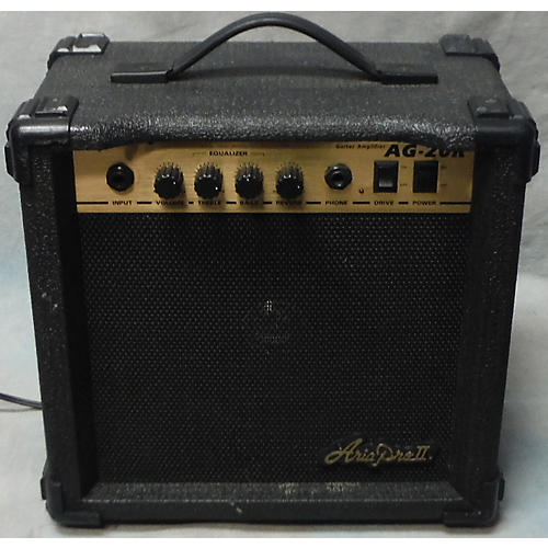 In Store Used Used Aria-Pro II AG-20R Guitar Combo Amp