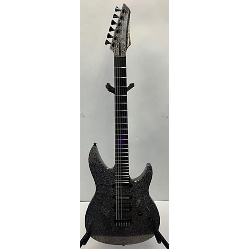 used aristides 060 glactic sparkle solid body electric guitar glactic sparkle guitar center. Black Bedroom Furniture Sets. Home Design Ideas