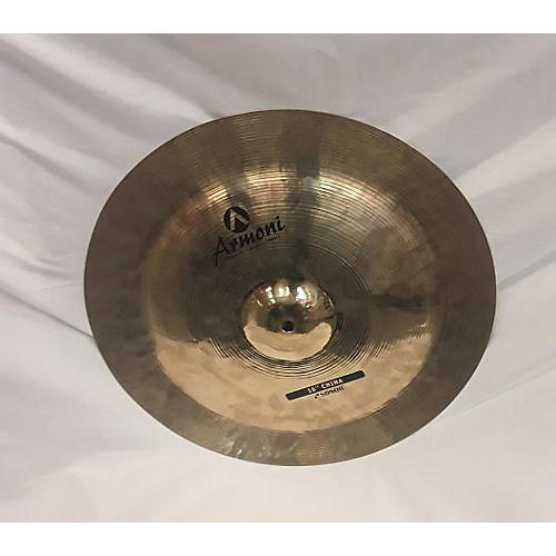 In Store Used Used Armoni By Sonor 16in China Cymbal