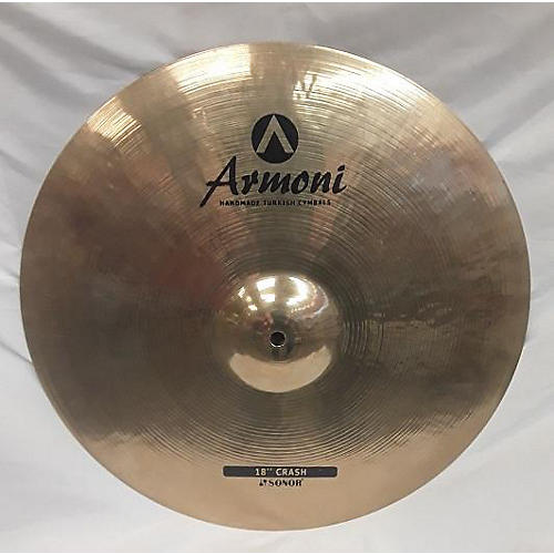 In Store Used Used Armoni By Sonor 18in Crash Cymbal