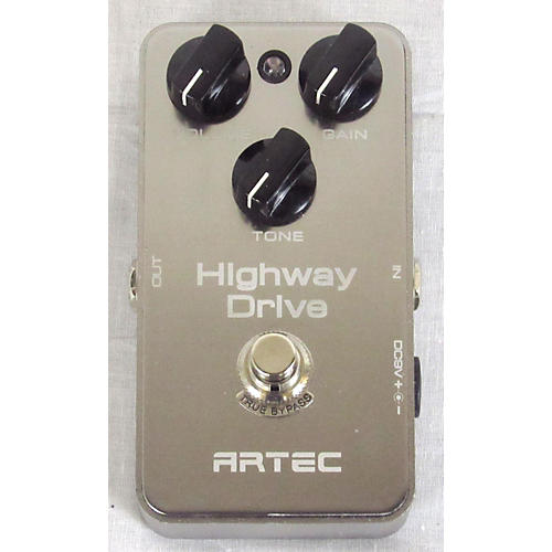 In Store Used Used Artec Highway Drive Effect Pedal