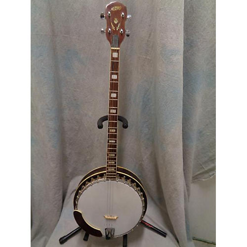 In Store Used Used Astro 1970s Irish Tenor Vintage Natural Banjo