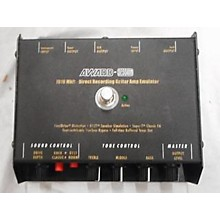 Used Award Session JD10 MkII Guitar Preamp