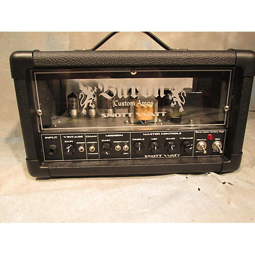 In Store Used Used BARON Custom Amps Snow Watt Tube Guitar Amp Head