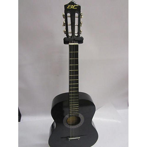 In Store Used Used BC C Style Black Classical Acoustic Guitar